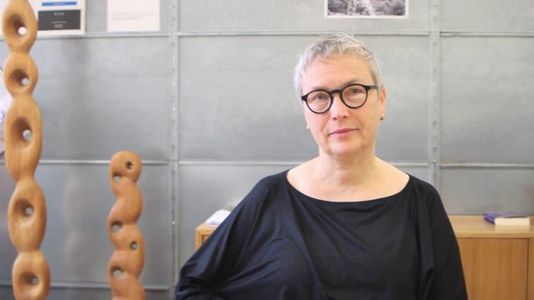 Ana G.Voellmin hat aus gesundheitlichen Gründen entschieden, das Präsidium der Kirchenpflege abzugeben. (Bild: zvg)