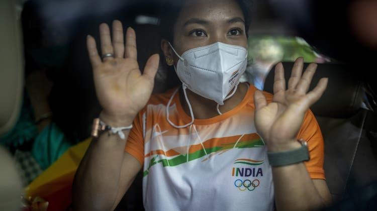 Dank Olympia-Silber winkt indischer Athletin lebenslang Gratis-Pizza und Kino ++ Noè Ponti mit Schweizer Rekord über 100 m Schmetterling im Final