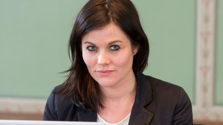 Im Clinch mit Tamedia: Netzaktivistin Jolanda Spiess-Hegglin. (Keystone)