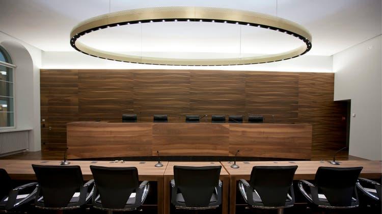 Das Zürcher Obergericht lindert das Strafmass für den deutschen Neonazi. (Alessandro Della Bella / KEYSTONE)