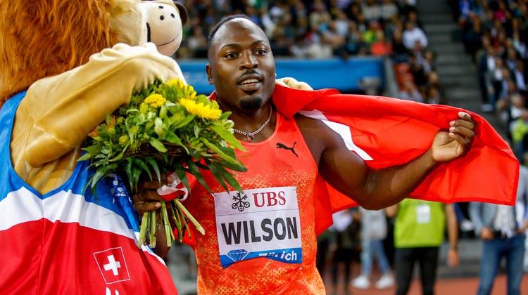 Alex Wilsonwurde vom Internationalen Sportgerichtshof CAS wegen Dopingverdachts erneut provisorisch gesperrt. Nun setzt Weltklasse Zürich die Zusammenarbeit aus. (Marc Schumacher / Freshfocus)