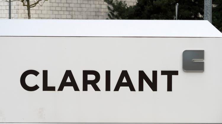 Clariant präsentiert für das erste Halbjahr einen Konzerngewinn von 157 Millionen Franken. (Keystone)