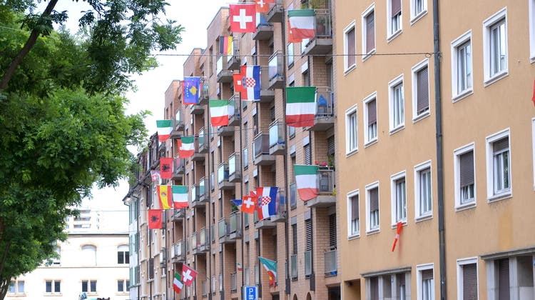 Immer mehrausländische Staatsbürger ziehen nach Basel. (Nicole Nars-Zimmer)