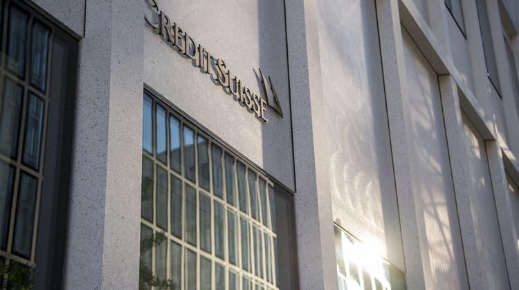 Neun Banker müssen die Credit Suisse wegen der Archegos-Affäre verlassen. (Symbolbild) (Keystone)