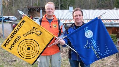 Die Pistolensektion Hoffeld Mogelsbergund die Sportschützen Neckertal haben fusioniert. (Bild: PD)