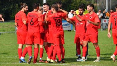 Der FC Iliriagewann den Solothurner Cup 2016 und 2019. Gelingt amSonntaggegen den FC Biberist der dritte Streich? (Bruno Kissling)