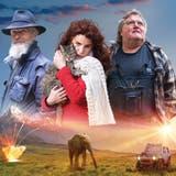 «Auf die eigne Art» heisst der neue Film von Manuel Schweizer aus Lütisburg. Darin porträtiert er drei aussergewöhnliche Leben. (Bild: PD)
