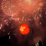 Happy Birthday, Schweiz: Am Sonntag ist Nationalfeiertag. (Bild: Salvatore Di Nolfi/KEYSTONE)