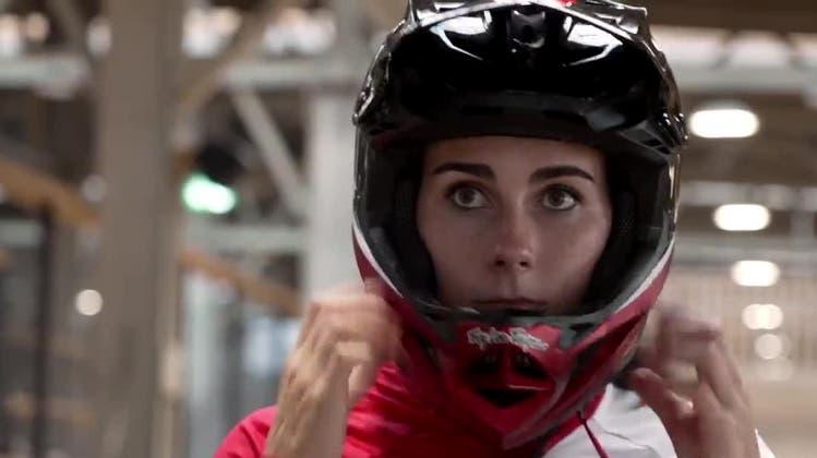 Nikita Ducarroz: Die Schweizer Medaillenhoffnung im BMX Freestyle