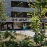 Was künftig in den heutigen Wattwiler Spitalgebäuden angeboten wird, ist noch offen. (Bild: Benjamin Manser)