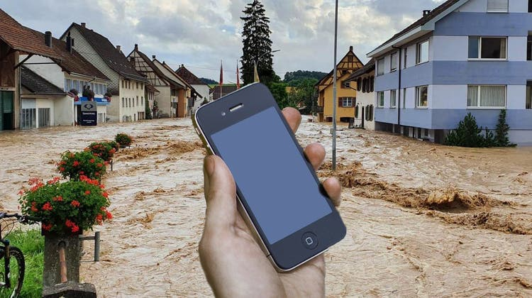 Bei Gefahr soll das Handy sofort vibrieren – auch ohne App