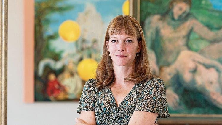 «Ich möchte Kunst so zeigen, dass alle sie verstehen»: Eva Bigler ist die neue Direktorin des Kunsthaus Zofingen