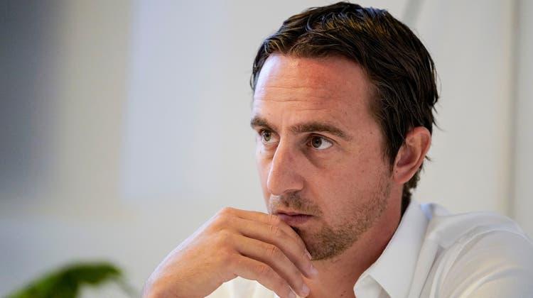 Sandro Burki ist seit 2017 Sportchef des FC Aarau. In seiner fünften Saison soll es mit dem Aufstieg klappen. (freshfocus)