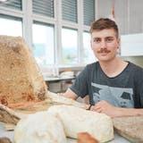 Valentin Küng ist gelernter Schreiner und hat Objektdesign an der Hochschule Luzern studiert. (Bild: PD/Fabian Biasio)