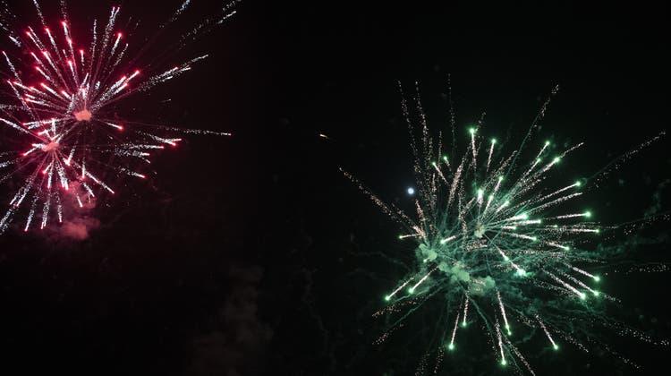 Der richtige Umgang mit Feuerwerkskörpern will gelernt sein. Noch lieber hätten Tiere den Verzicht auf das Geböller. (Symbolbild) (Keystone)