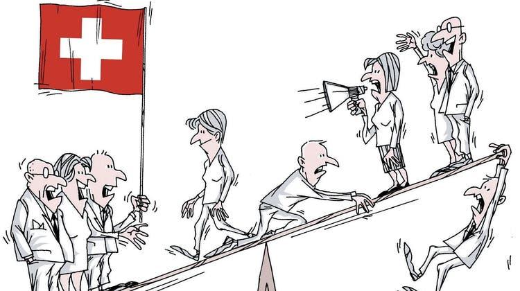 Ist die Schweiz noch zu retten?