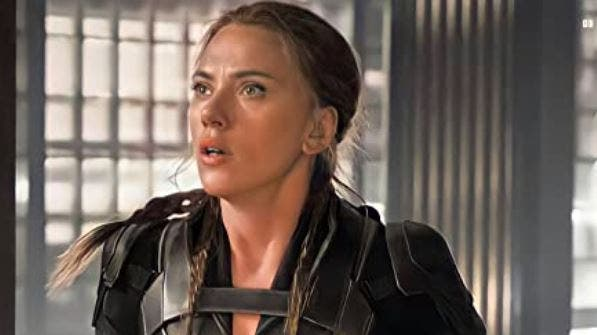 Scarlett Johansson Black Widow (Warner Bros / Aargauer Zeitung)