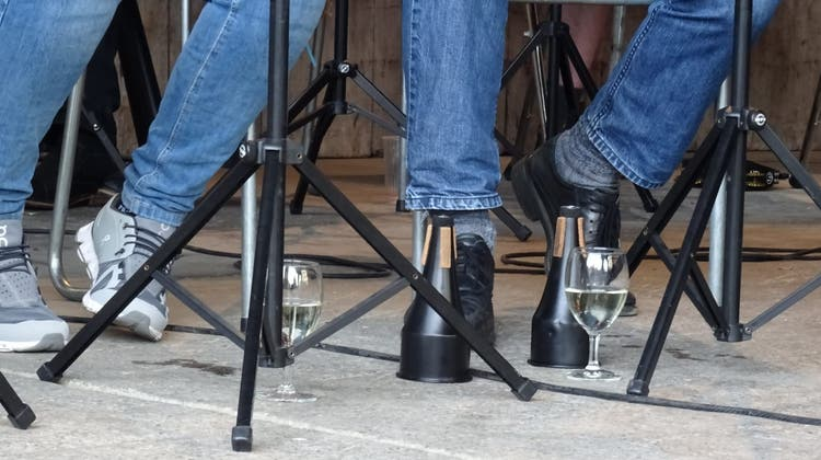 Platzkonzert der Musikgesellschaft Uesslingen