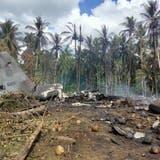 Militärflugzeug stürzt bei Landung ab – mindestens 29 Tote und viele Vermisste