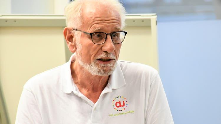 Richard Fischer tritt nicht an bei den Wahlen im Herbst. (jam (25. September 2019))