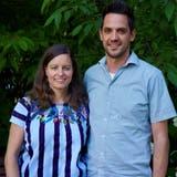 Das Pfarrehepaar Angela und Stefan Hochstrasser arbeitet seit einem Jahr für die Evangelische Kirchgemeinde Kreuzlingen. (Bild: Inka Grabowsky)