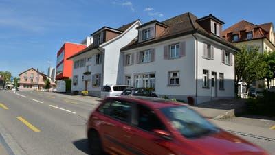 Der Angeklagte wollte mit Molotowcocktails im Wohnheim Adler in Frauenfeld einen Brand legen. (Reto Martin)