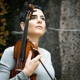 Die Schweizer Barockgeigerin Leila Schayegh, Professorin an der auf Alte Musik spezialisierten Schola Cantorum Basiliensis. (Bild: Mona Lisa Fiedler)