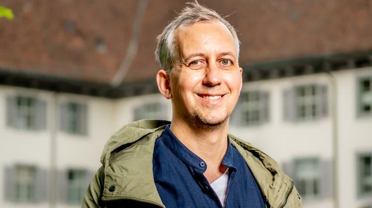 Der Deutsche Spitzenkoch Sebastian Rabe wird der Koch im Hotel Caspar in Muri. (zvg)