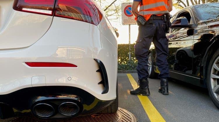 Um Autoposing war es beim Bezirksgericht Rheinfelden gegangen. (Bild: zvg)