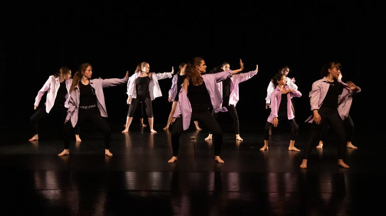 Tanzfacetten verzaubern das Publikum