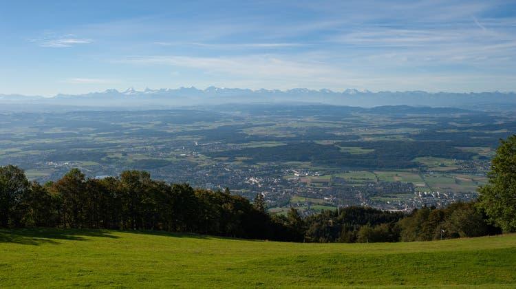 Aussicht Weissenstein (©Solothurn Tourismus Urs Amiet)