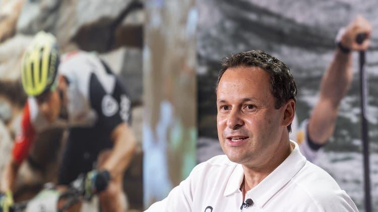 Ralph Stöckli gab am Montag die letzten schweizerischen Selektionen für die Olympischen Sommerspiele in Tokio bekannt. (Keystone)