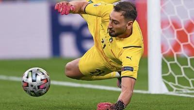 Mit letzter Kraft: Italien zieht nach Sieg im Penaltyschiessen über Spanien in den EM-Final ein