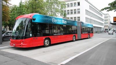 Die Busbetriebe stellen nach und nach auf Elektro-Antrieb um, vielleicht kommt dabei auch einmal ein einheimisches Fabrikat aus Bellach zum Zug. (zvg)
