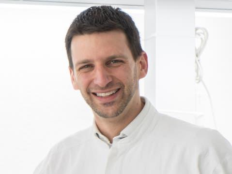 Lukas Korner-Wyss, Präsident des Aargauer Apothekerverbands.