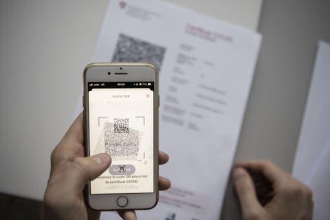 Anerkennt die EU das Schweizer Zertifikat am Mittwoch?