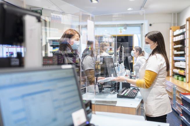 Die Apotheken sind überlastet. Deshalb bieten sie im Aargau jetzt keine gratis Schnelltests mehr an.