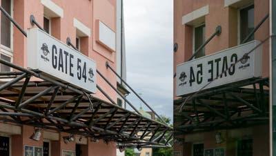Der Nachtclub Gate 54 in Baden schliesst. Früher war der Club unter den Namen Ventil und Kiste bekannt. (Sandra Ardizzone)