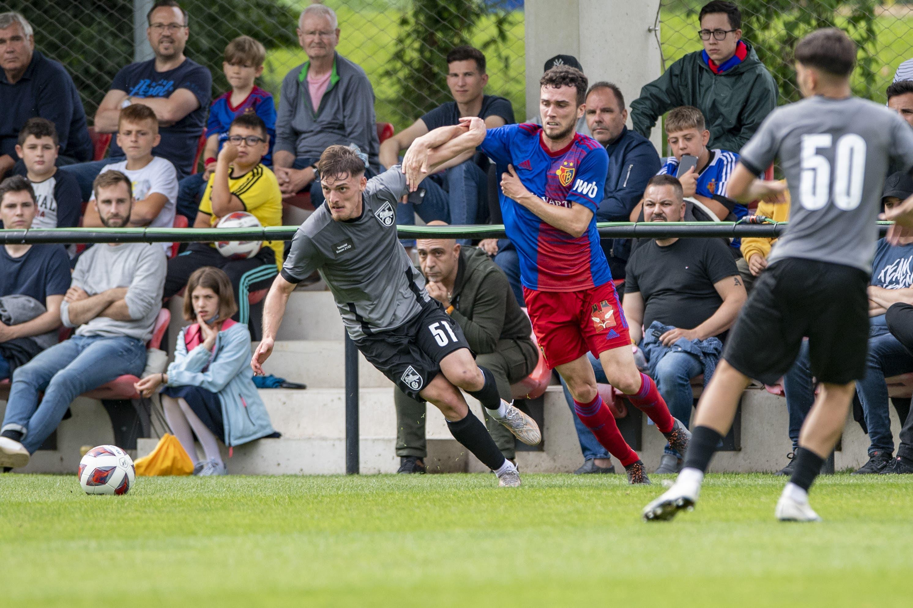 Im dritten Testspiel der Vorbereitung trifft der FC Basel auf dem Nachwuchs Campus auf Aufsteiger GC.