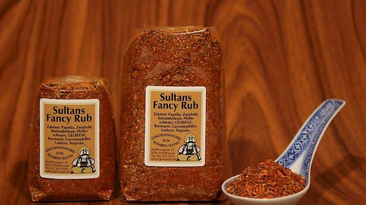 Eines von fünf Produkten, welche vom Rückruf betroffen sind:Sultans Fancy Rub. (BLV)