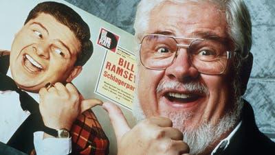 Bill Ramsey blickt im Jahr 1999 auf seine Schlagerkarriere zurück. (Georg Lopata / dpa)