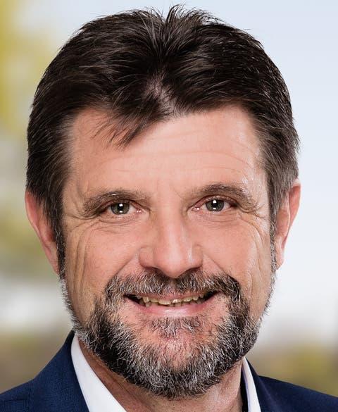 Alfons Paul Kaufmann, Fraktionschef Die Mitte.