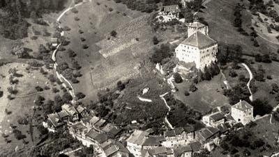 Zeitungsinserat zum Kauf der Flieger-Aufnahmen 1921. (Bilder: Archiv Hansruedi Rohrer)