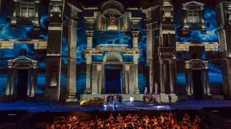 Oper in Lyon: Konzerte, Festivals und andere Musikveranstaltungen könnten zu Superspreader-Events werden, fürchten Experten. (Getty Images)