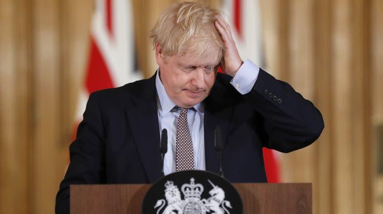 Geht es nach der britischen Regierung, sollen am 19. Juli 2021 sämtliche Corona-Massnahmen aufgehoben werden – trotz steigender Zahlen. (Keystone)