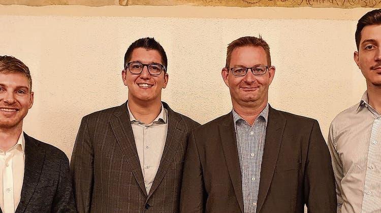 Zwei neue Kräfte in der Geschäftsleitung der FDP Rheintal