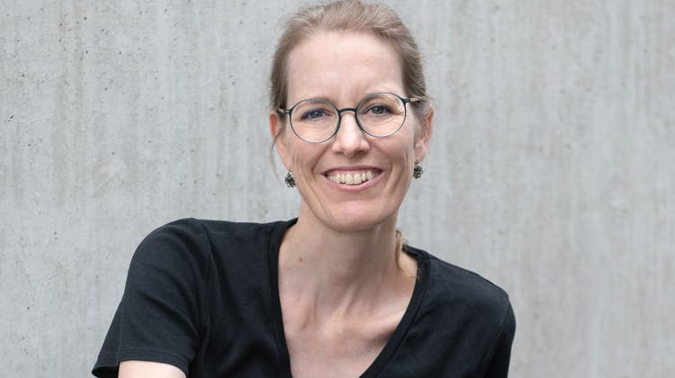 Die 47-jährige Malu Strauss machte sich 2019 mit ihren philosophischen Projekten selbstständig. (Bild: zvg)