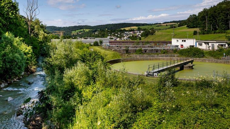 Wird die ARA in Niederdorf wie geplant aufgehoben, so wird dadurch die Wassermenge in der Vorderen Frenke abnehmen. (Kenneth Nars)