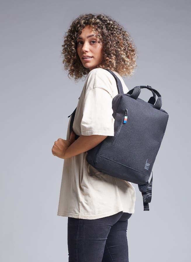 Got Bag meluncurkan ransel pertama yang terbuat dari plastik laut lima tahun lalu.