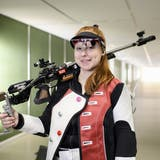 Sportschützin Nina Christen zeigt ihre Olympia-Ausrüstung – und ist bereit für die Spiele